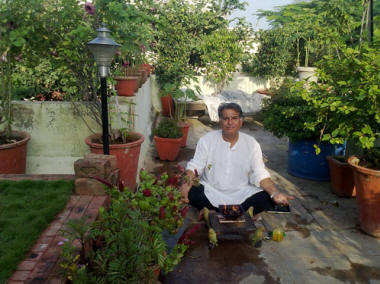 Homa Roof Top Terrace Gardening In India Homa Therapy International